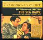Previn Conducts Korngold: Music from Movies The Sea Hawk, Captain Blood, etc. CD