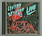 Lynyrd Skynyrd Live Tribute Tour 1987 MCA 1988 CD Free Bird Sweet Home Alabama