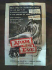 3 ADULT MOVIES  1960sGROUP OF 3 ONE SHEETSJAYNE MANSFIELD