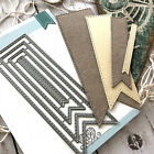 Metal Cutting Dies Scrapbooking Card Making DIY Embossing Cuts Artistic Girdle