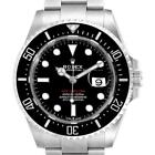 Rolex Seadweller 43mm 50th Anniversary Steel Mens Watch 126600 Box Card