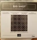 NEW Stampin Up TIN TILE Dynamic 3D Textured Impressions Embossing Folder