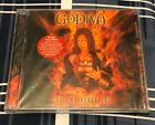 Godiva CALL ME UNDER 666 (2005) CD Brand New and Sealed Swiss Heavy Metal