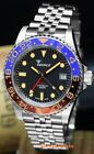 NEW Squale 1545 30 Atmos BLUE/RED