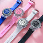 Led Flash WristWatches Trends Students Lovers Jellies Woman Men's Watches
