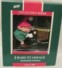 1989 HALLMARK -HARK! IT'S HERALD-1ST IN THE HARK! IT HERALD SERIES-  MINT IN BOX