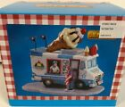 New LEMAX Frosty Ice Cream Truck AMERICANA SUMMER July 4 VILLAge Carnival-Train