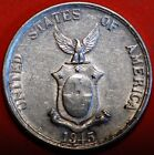 Larger SILVER American minted WWII Foreign coin rare