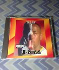 J-Dogg,Oh So Real cd,1995,super rare,e.z.s.d,lil jazz,skip dog,lil ric,bay area