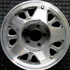 Chevrolet Astro Machined 15 inch OEM Wheel 1993 2002