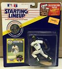 1991 STARTING LINEUP RICKEY HENDERSON BASEBALL FIGURE AND COLLECTOR COIN SEALED