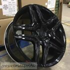 22 GLOSS BLACK ML63 AMG STYLE WHEELS RIMS FITS MERCEDES BENZ GLS GLS450 GLS550