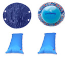 27 Round Royal 10yr Above Ground Pool Winter Cover w Air Pillows