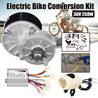 36V 250W For 22 28 Mid Drive Electric Bicycle Bike Motor Conversion Refit Kit
