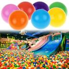 1000 Colorful Ball Soft Plastic Ocean Ball Funny Baby Kids Swim Pit Pool Toys