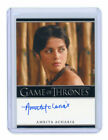 2013 Rittenhouse Game of Thrones Season 2 Autographs Guide 62