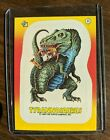 1988 Topps Dinosaurs Attack Trading Cards 11