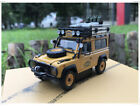 New 143 Almost Real Land Rover Defender 90 Camel Trophy 410211 Indonesia
