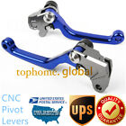 For Yamaha YZ TTR WR XT 80 85 125 230 250 425 450 Pivot Clutch Brake Levers US