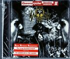 NEW SEALED Queensryche CD Operation Mindcrime II Hype Sticker SAW-CUT Rhino73306
