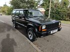 LARGER PHOTOS: JEEP CHEROKEE XJ 2.5 TD LIMITED BLACK 1998 spares or repair (orvis 60th 4.0)
