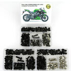 Complete Fairing Bolts Screws For Kawasaki Ninja1000 Z1000S Z1000SX 2011-2019