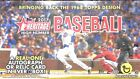 2017 Topps Heritage Baseball High Number Sealed Hobby Box