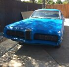 1970 Mercury Cougar Muscle car project in need of restoration No reserve after opening bid