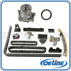 Timing Chain Kit for 99-06 Suzuki 01 Chevrolet 2.5 2.7 H25A Water Pump w/o Gears