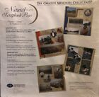 Creative Memories Natural Refill Scrapbook Pages RCM 12NT 12x12 Pack of 15 NEW