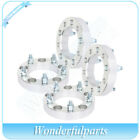 4 pcs 125 thick 5x55 wheel spacers 1 2 studs for Ford E 150 Dodge Ram 1500