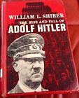 The Rise And Fall Of Adolph Hitler SIGNED By William L Shirer 1st Printing 1961