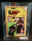 Vintage Kenner Indiana Jones ROTLA Cairo Swordsman 4 Back AFA 85 85 85