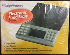 OEM Weight Watchers Electronic Digital Food Scale with Points Values Database