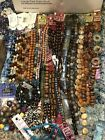 Huge Jewelry Making Supplies Lot Glass Crystals Stone Beads + More 25 lbs