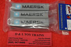 50004164 Maersk 40 Standard Height Container Set 1 NEW IN PACKAGE