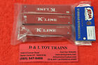 50004163 K Line 40 Standard Height Container Set 2 NEW IN PACKAGE
