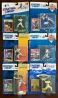 Lot of Kenner Starting Lineup Sports Superstar Collectibles Figures w/ Card New!