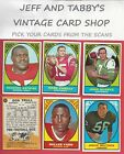 1967 Topps Football Cards 21