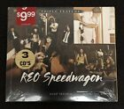 REO Speedwagon 3 CD Set New in Shrink Wrap Triple Feature Ridin the Storm Out