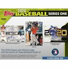 2020 Topps Baseball Series 1 Hobby Sealed 12 Box Case 12 Silver Packs - Presell