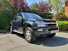 LARGER PHOTOS: RARE CHEVROLET COLORADO 3.0L TD AMERICAN RHD BLACK DIESEL PICK UP 2005 MANUAL