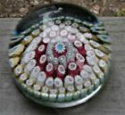 Big Murano Paperweight 1st Half 20th Century 4 In Diameter Good Condition