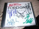 Foreigner live in 05 cd like new