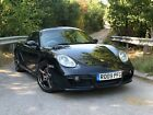 Porsche Cayman S 2009 Uprated suspension and exhaust Cat D