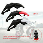Motorcycle Dirt Bike Front Fender Mud Pit Mudguard Widen Fit For 17