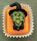 Hulet Glass Evil Witch Petit Four Chocolate Treat 25 601G