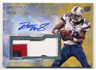 2013 Topps Inception Football Cards 34