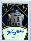 2018 Topps Finest Star Wars Trading Cards 25