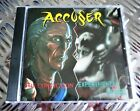 ACCUSER - The Coviction / Experimental Errors - 1987/1988/1997 - RARE - OOP